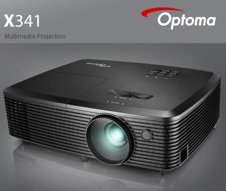 Máy chiếu OPTOMA X341