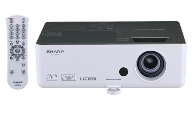 Máy chiếu 3D SHARP PG-LW3000