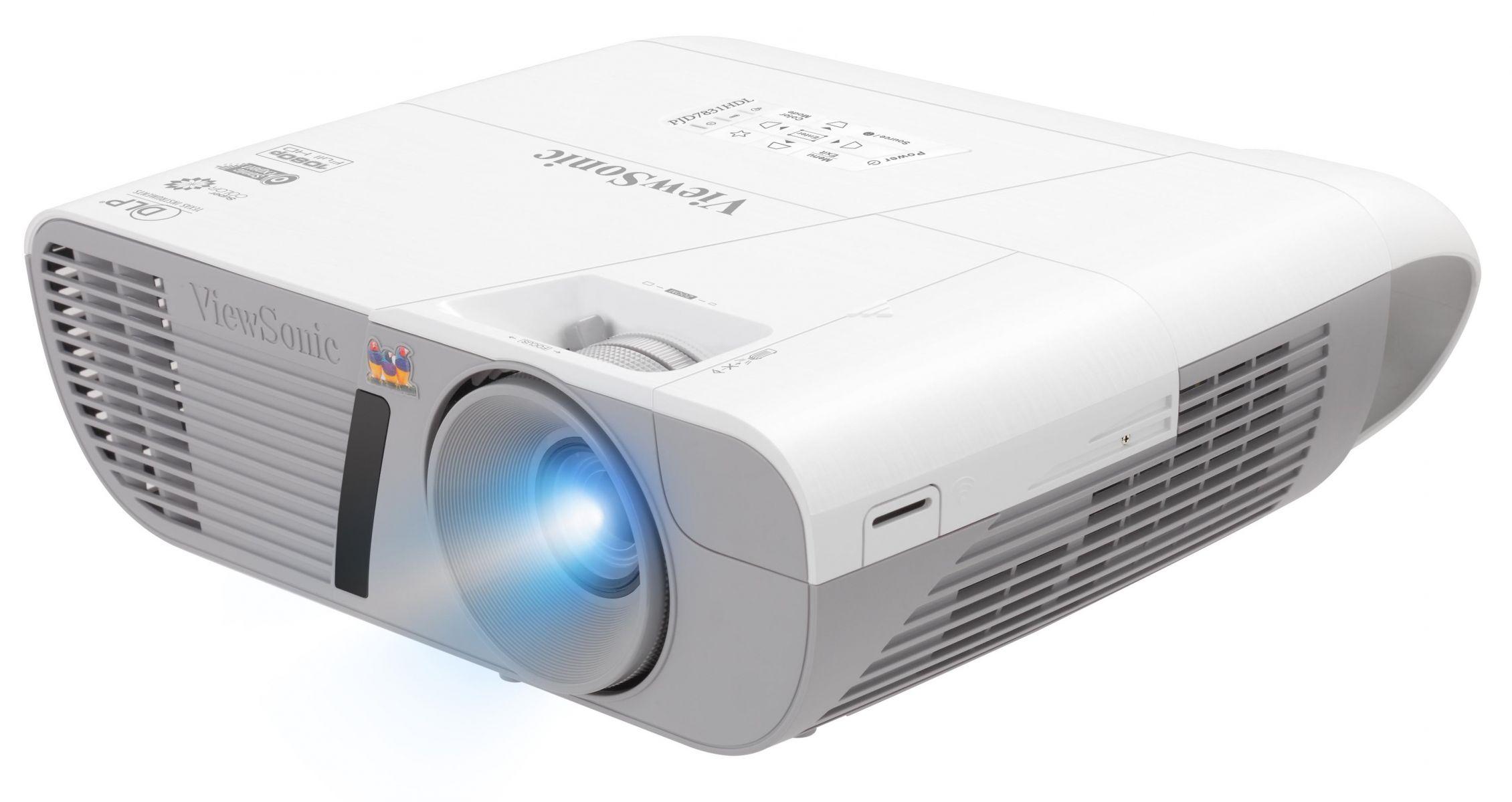 Máy chiếu 3D, Full HD 1080P VIEWSONIC PJD7831HDL