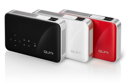 Máy chiếu Mini LED không dây Vivitek Qumi Q38
