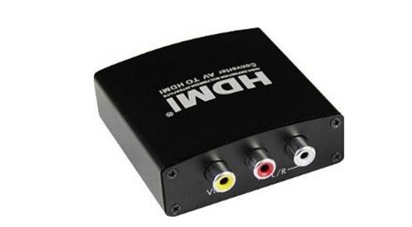 Sofly RCA/AV to HDMI Converter