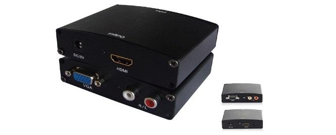 Bộ chuyển đổi tín hiệu VGA sang HDMI