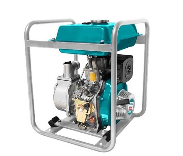 Máy bơm nước dùng dầu Diesel 8.3HP TOTAL TP5402