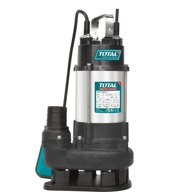 TOTAL TWP711001 sewage submersible pump