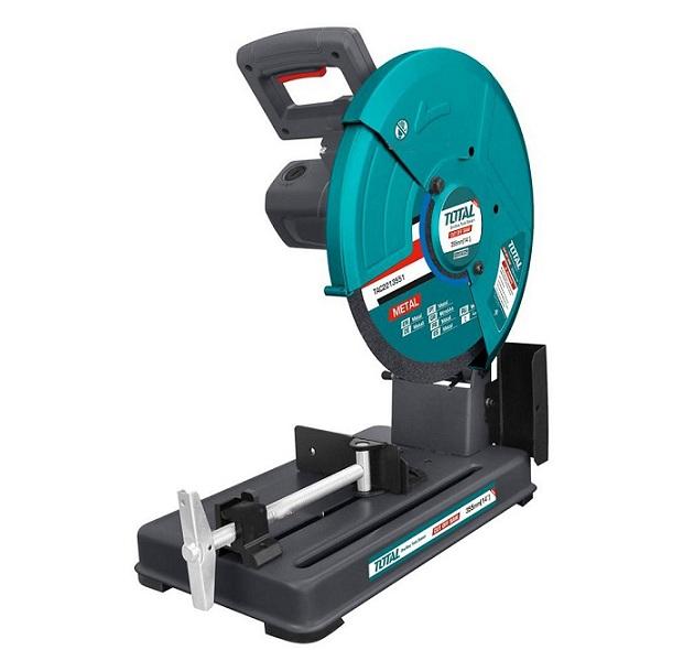 Máy cắt sắt/kim loại 2400W TOTAL TS92435526