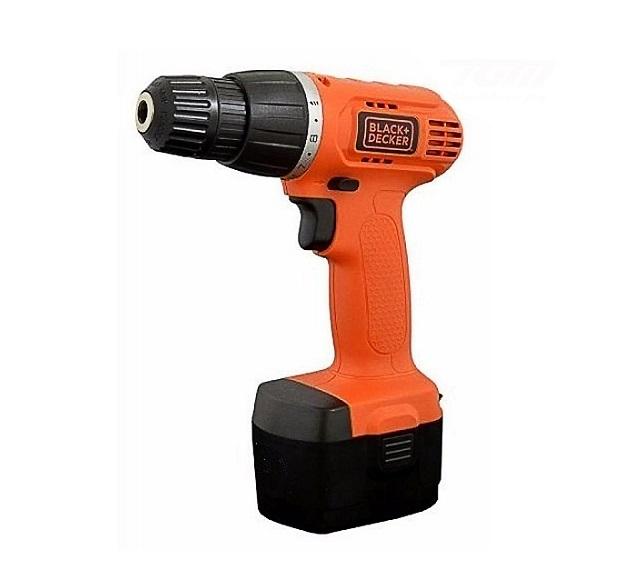 Drill and screwdriver using 9.6V Black & Decker CD961K battery