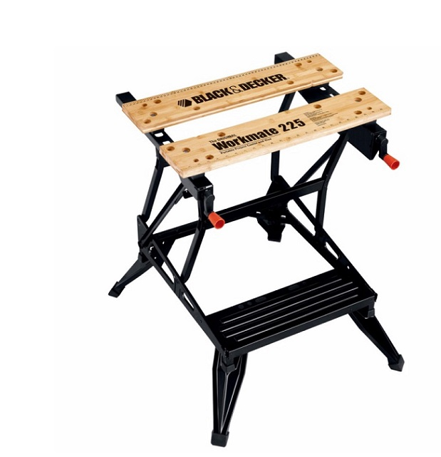 Black & Decker WM225-JPR DIY Work Desk