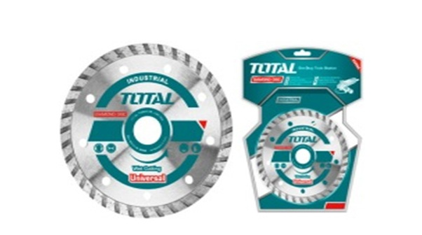 Ultra-thin cutting disc 180mm TOTAL TAC2131801HT