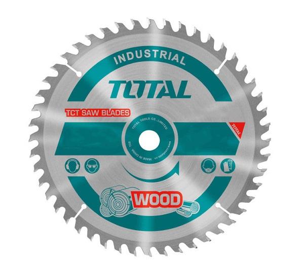 TCT 160mm wood saw blade 24 teeth TOTAL TAC231341