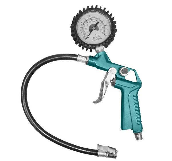 Súng bơm lốp xe ô tô dùng khí TOTAL TAT11601