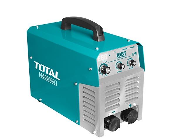 Máy hàn biến tần TOTAL TW24005
