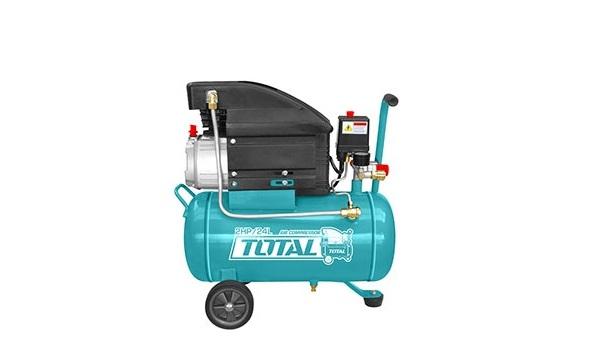 Máy nén khí 24 lít TOTAL TC120246 (TC120246T)