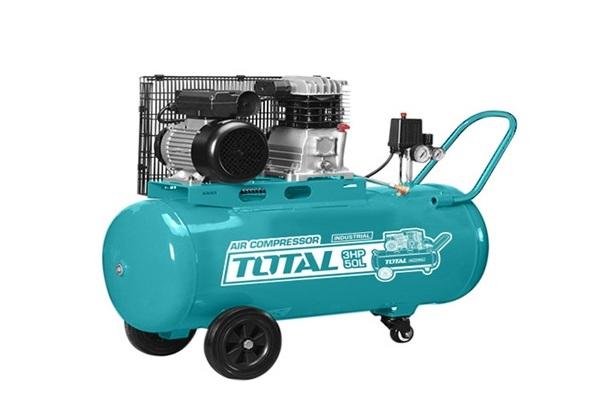 Máy nén khí dây curoa 50 lít TOTAL TC1300506 (TC1300506T)