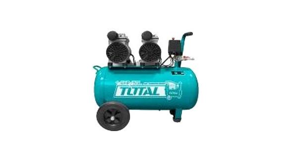 Máy nén khí không dầu 50 lít TOTAL TCS2150502 (TCS2150502T)
