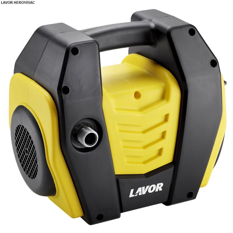 Máy phun áp lực nước Lavor, mô tơ cảm ứng từ HERO105AC (Thương hiệu Italia)