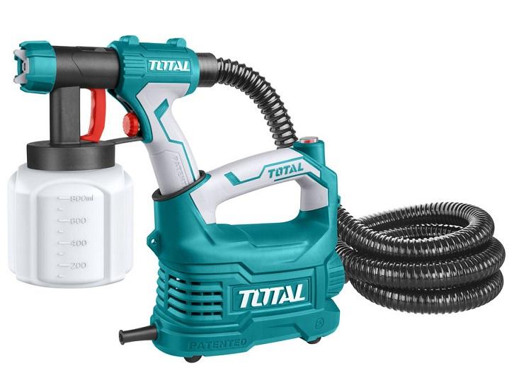 Súng phun sơn 800ml TOTAL TT5006