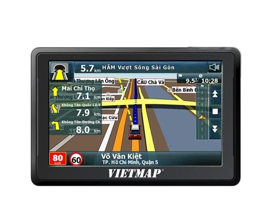 Máy định vị GPS dẫn đường VIETMAP B50
