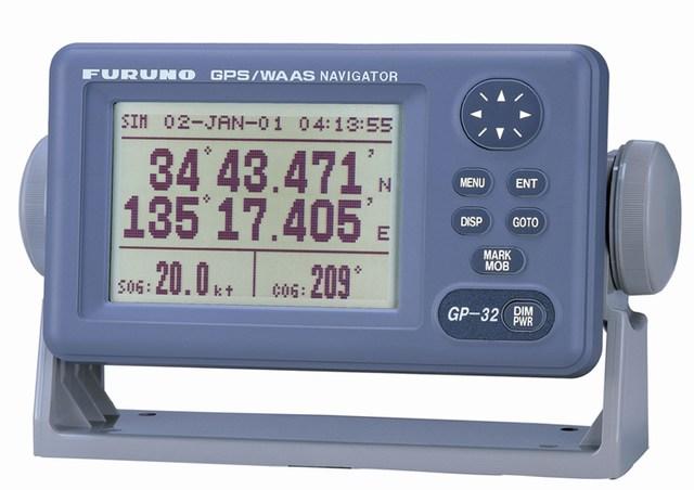 Máy định vị GPS hàng hải FURUNO GP-32