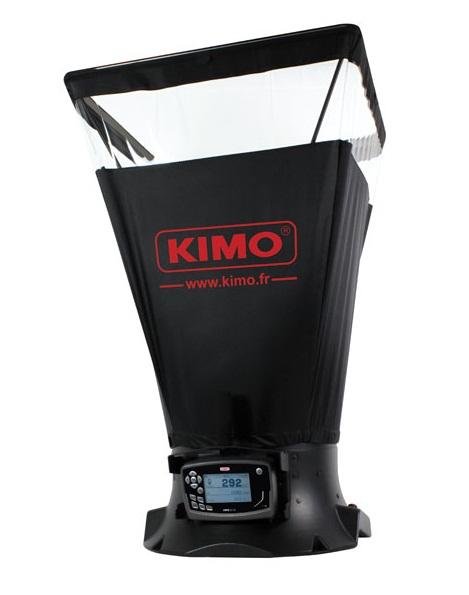 Máy đo áp suất, lưu lượng khí, nhiệt độ KIMO DBM610