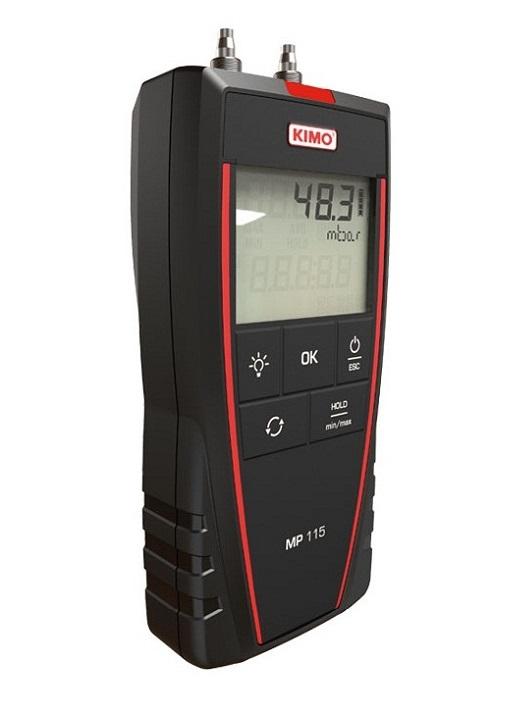 Máy đo áp suất KIMO MP115