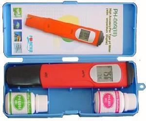 Máy đo độ pH và nhiệt độ Tigerdirect PHMKL-009(III)A