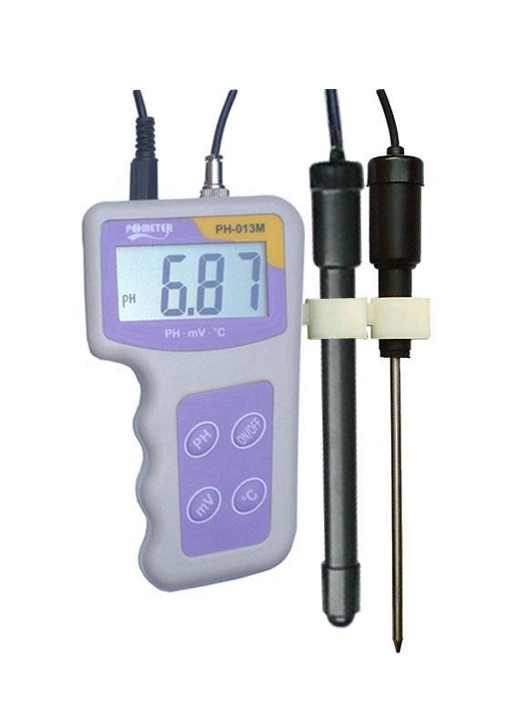 Máy đo độ pH và nhiệt độ Tigerdirect PHMKL-013M