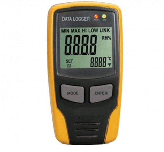 Đồng hồ đo độ ẩm và nhiệt độ TigerDirect HMAMT-116