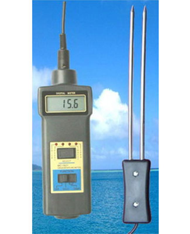 Đồng hồ đo độ ẩm vật liệu nông sản TigerDirect HMMC7821
