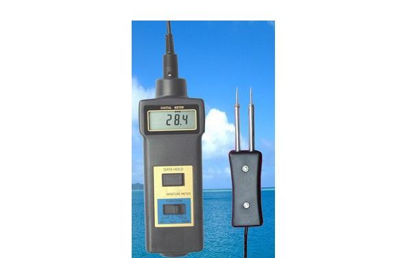 Đồng hồ đo độ ẩm vật liệu sợi TigerDirect HMMC7806