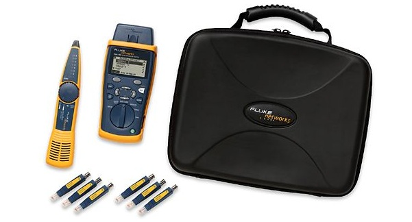 Bộ thiết bị test cáp đồng CableIQ Advanced IT Kit FLUKE networks