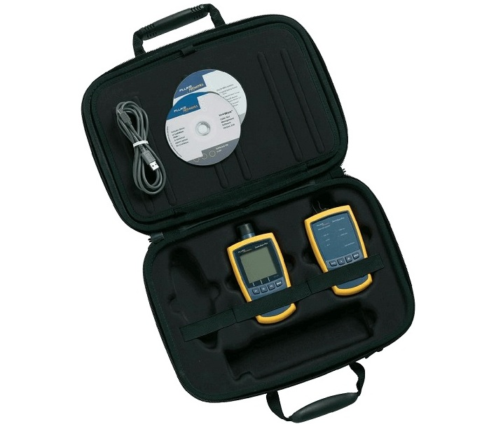 Singlemode Fiber Verification Kit FLUKE networks