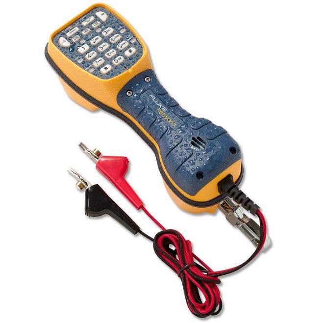 Telephone test set with ABN TS44 PRO FLUKE networks