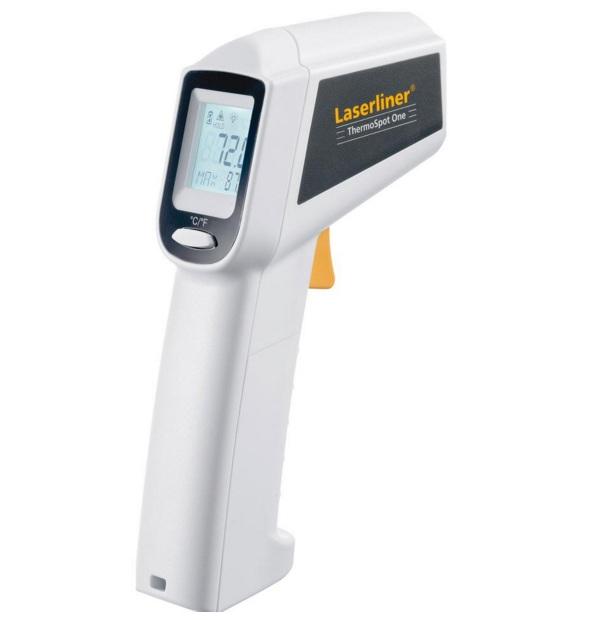 Máy đo nhiệt độ hồng ngoại LaserLiner 082.038A