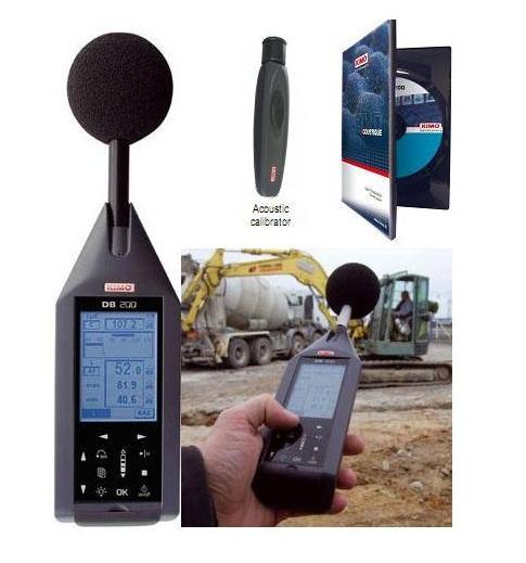 Máy đo tiếng ồn KIMO DB-200