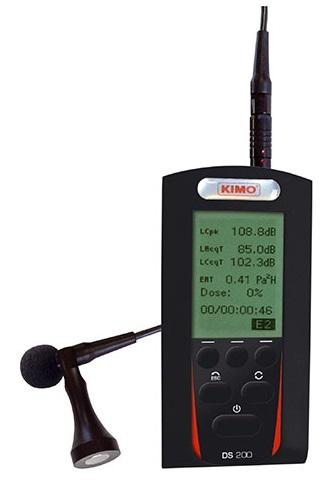 Máy đo tiếng ồn cá nhân KIMO DS200