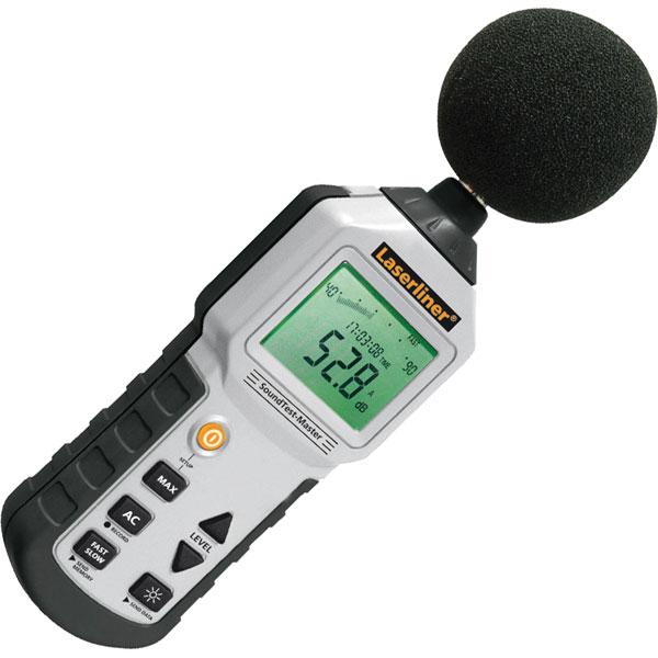 Máy đo tiếng ồn LaserLiner 082.070A