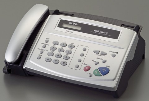 Máy Fax giấy nhiệt Brother FAX-235S