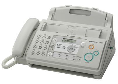 Máy Fax giấy thường Panasonic KX-FP701
