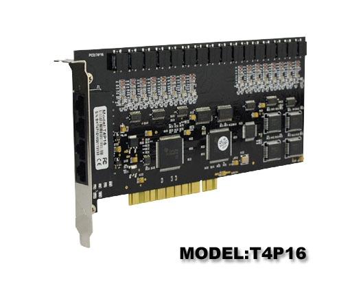 Máy ghi âm điện thoại 16 lines TANSONIC T4P16/ T5P16