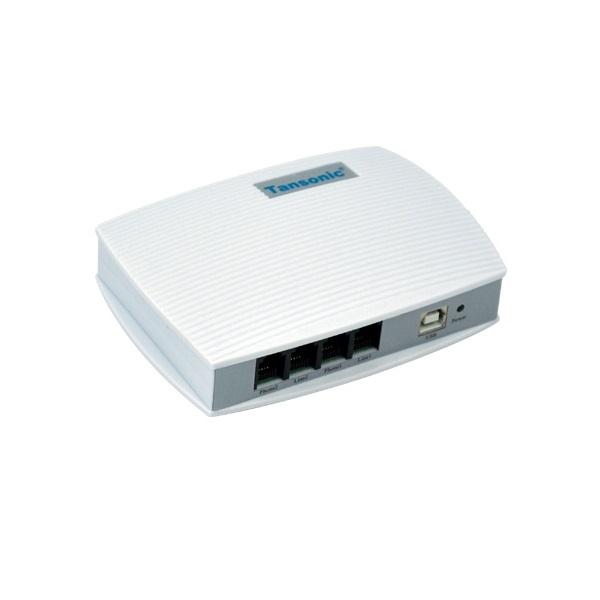 Máy ghi âm điện thoại 2 lines, Voicemail TANSONIC TX2006U2G