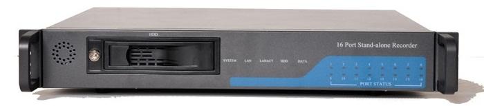 Máy ghi âm điện thoại trực tiếp 16 lines ARTECH AR1600