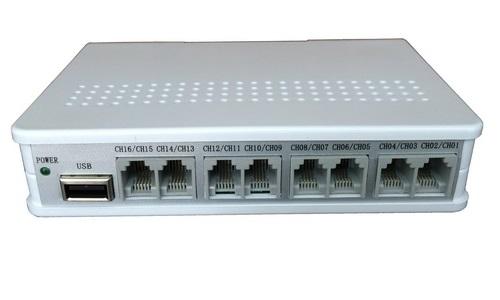 Máy ghi âm điện thoại 16 lines VoiceSoft VSP-16U