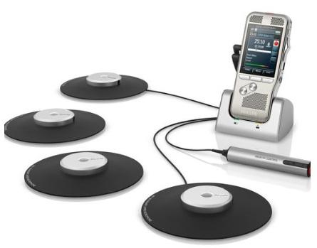 Máy ghi âm phòng họp Philips DPM8900