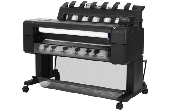 Máy in khổ lớn HP DesignJet T1500 36-in ePrinter