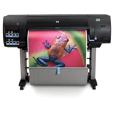Máy in màu khổ lớn HP Designjet Z6200 42-in photo Printer