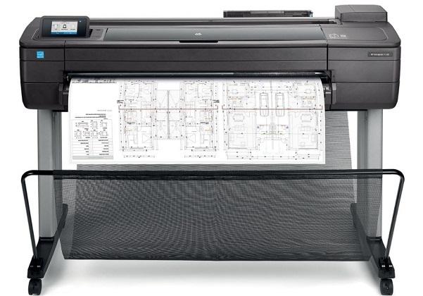 Máy in màu khổ lớn HP DesignJet T730 36-in Printer (F9A29B)