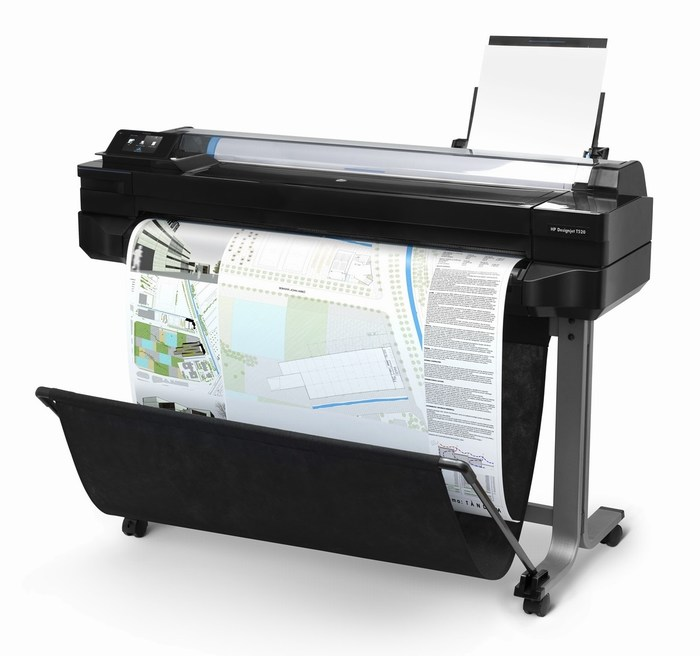 Máy in khổ lớn HP DesignJet T520 36-in ePrinter
