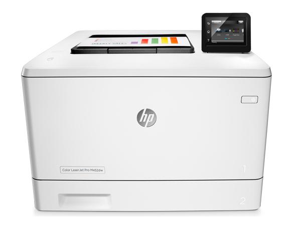 Máy in Laser màu HP Color LaserJet Pro M452DW
