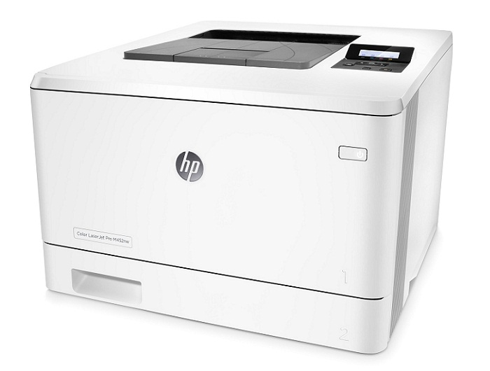 Máy in Laser màu HP Color LaserJet Pro M452NW