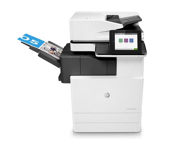 Máy in Laser màu đa chức năng không dây HP Color LaserJet Managed MFP E87640dn